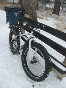 Winter riding is made easy with the right Tools.