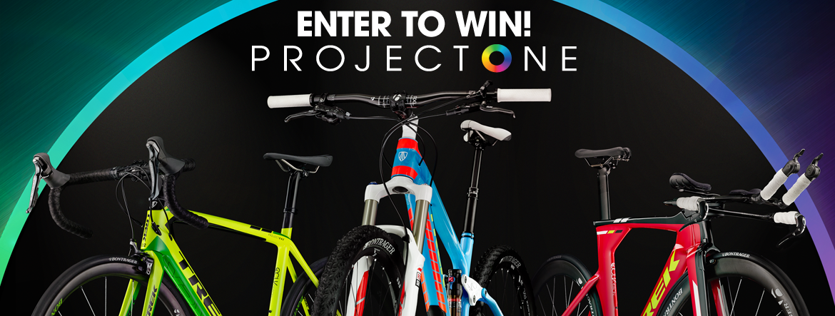Trek Project One Summer Bike Give Away