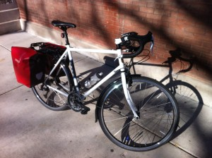 2014 Trek 520 First Ride