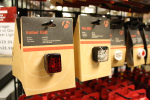 Go and Ember Bike Lights on our holiday gift guide