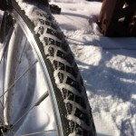 Schwalbe Marathon Winter HS 396 for a winter bike