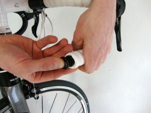 wrap your handlebars with bontrager tape
