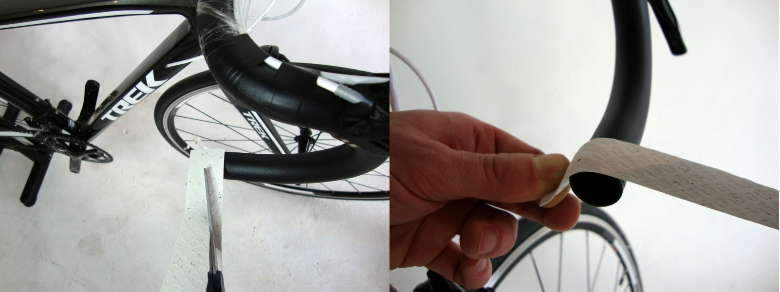 step by step how to wrap your own bicycle handle bars