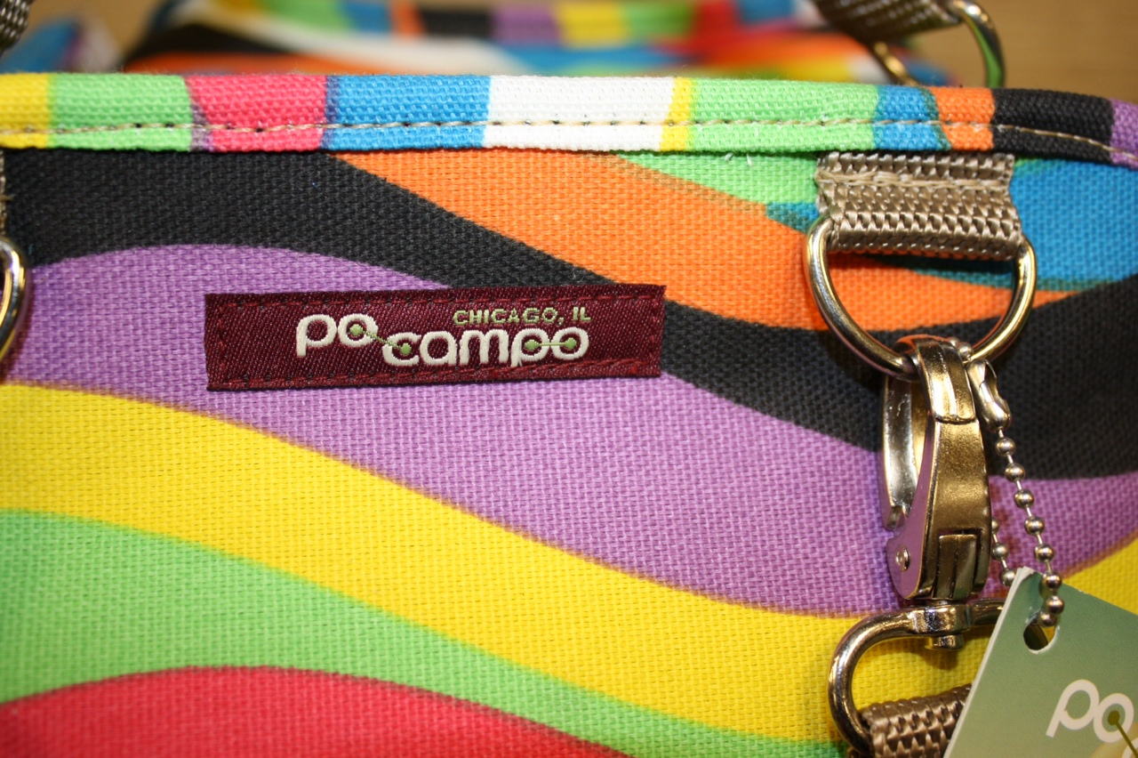 po campo has many fun colors and prints