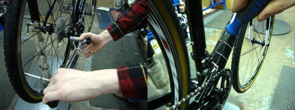 annual bike tune-ups make sure everything is in working order on your trek bike