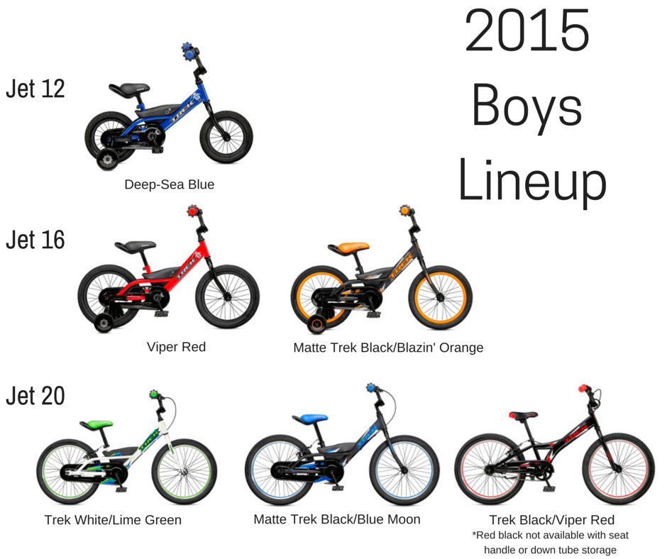 2015 trek kids bikes boys bikes models