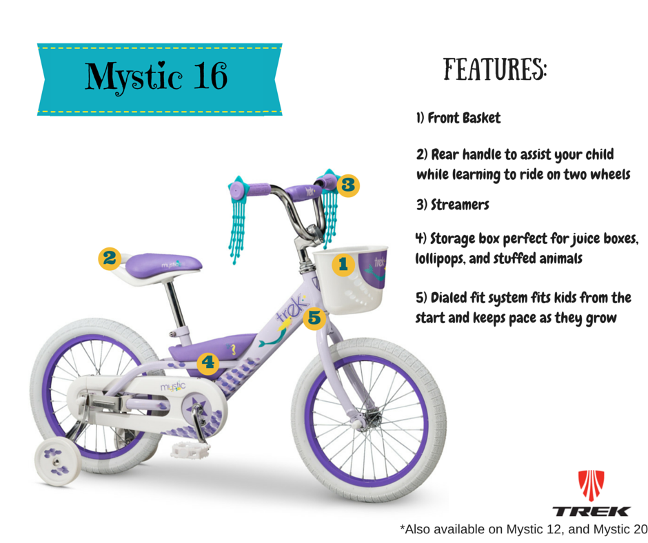 child bikes 2015 trek mystic 16