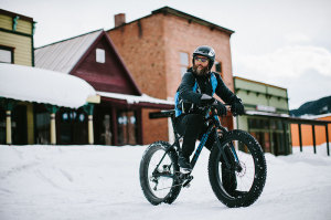 Trek Farley for winter biking
