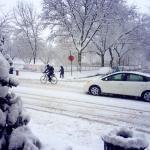 winter bike commute clothing