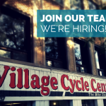 Village Cycle Center is hiring for the 2015 bike season