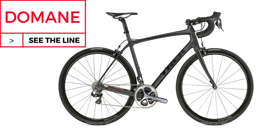 TREK DOMANE 6.9 ENDURANCE ROAD BIKE