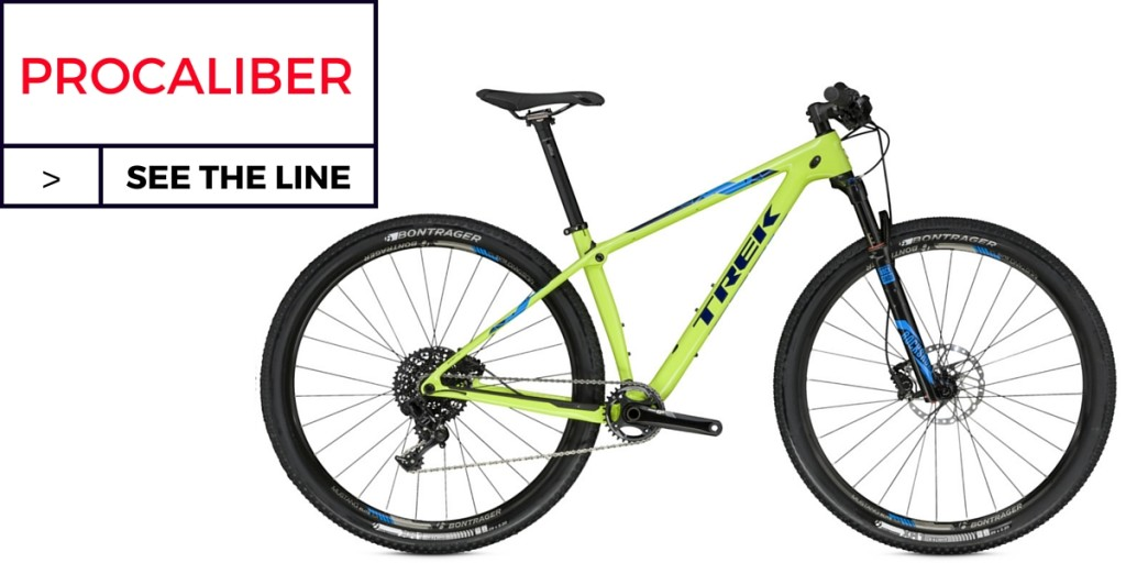 TREK PROCALIBER CROSS COUNTRY MOUNTAIN BIKE
