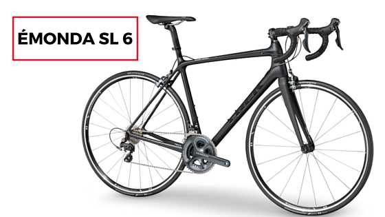 Trek's Emonda SL 6 Road Bike