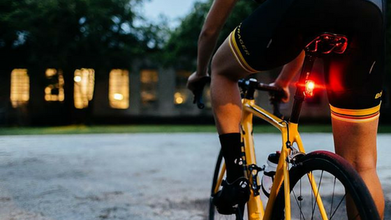 Bike lights are just as important during the day as at night